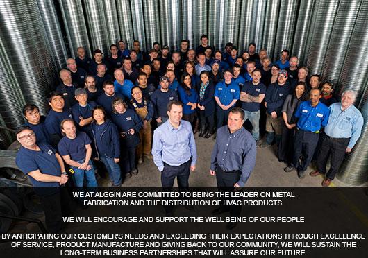 Alggin Metal Industries About Alggin